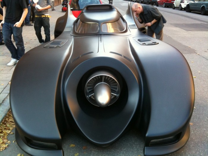 1989 Batmobile Replica