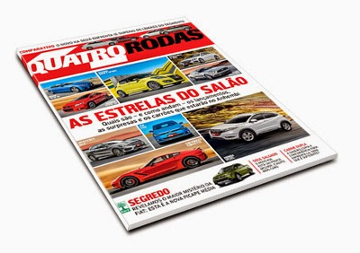 Revista Quatro Rodas – Setembro de 2014 – Edição 660