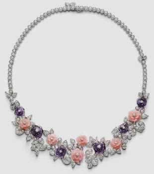 Piaget Rose Party Necklace