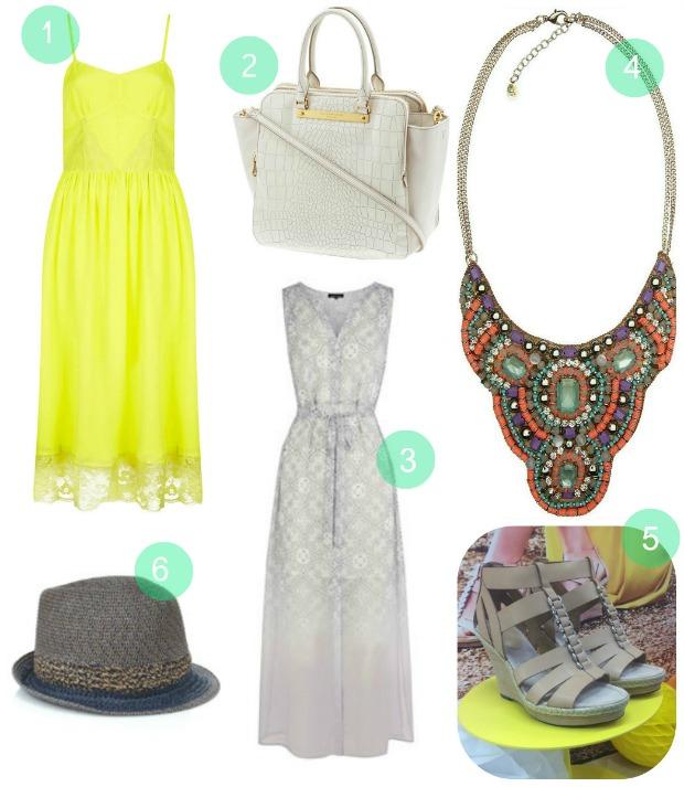 Summer Holiday Dressing