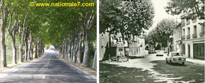 La Route Nationale 7 Nationale 7 201 Tape 11 Avignon