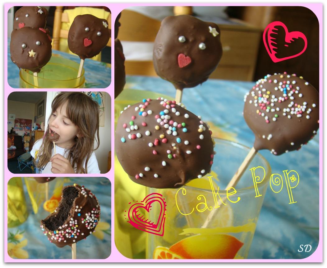 Deco pop cake - Glacage pop cake ...