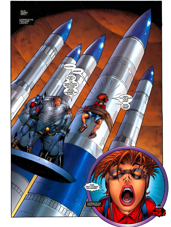 Captain America (1996) Issue #4 #4 - English 20