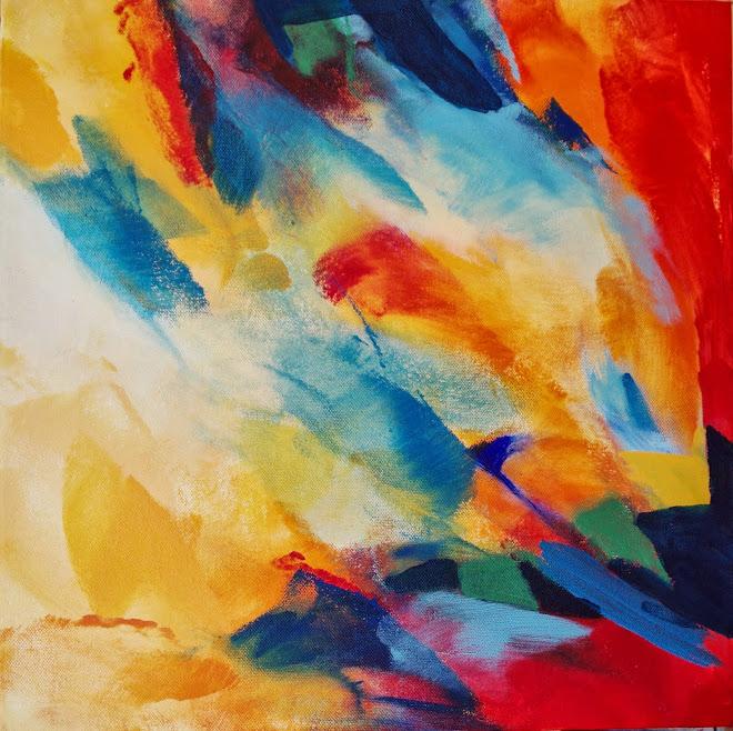 Uma das minhas pinturas