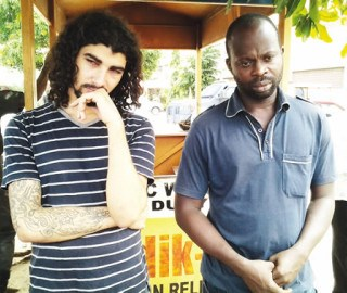 Lebanese man arrested for kidnapping his aunty in Lagos