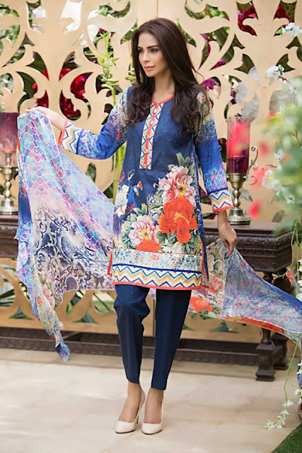 New MAUSUMMERY Eid  Collection 2015