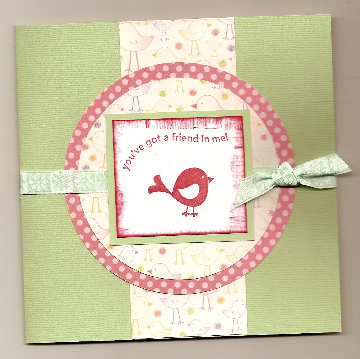 Handmade Easter Card Ideas : Let39;s Celebrate!