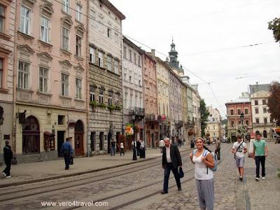 que ver en Lviv