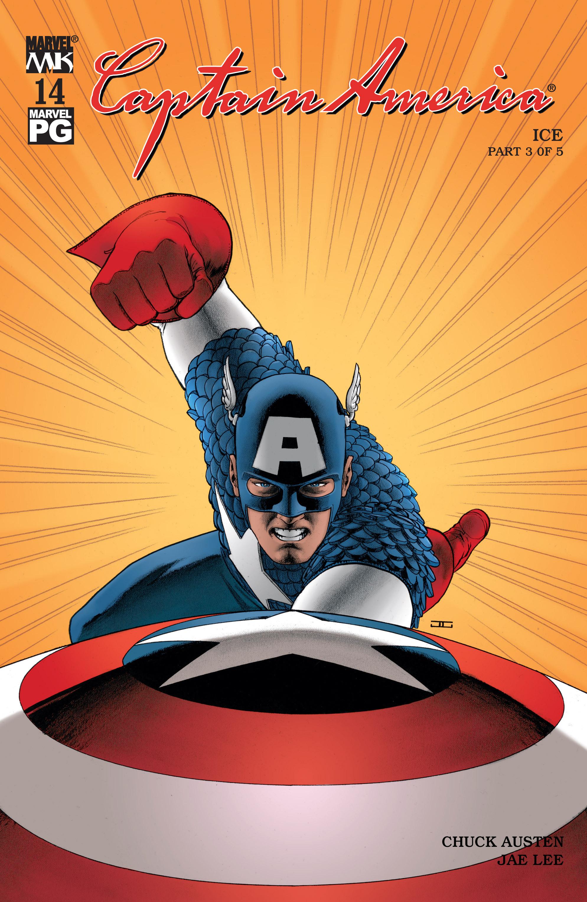 Captain America (2002) Issue #14 #15 - English 1