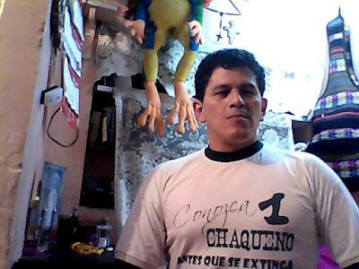 Ex cívico José Vaca pide ayuda mediante Facebook