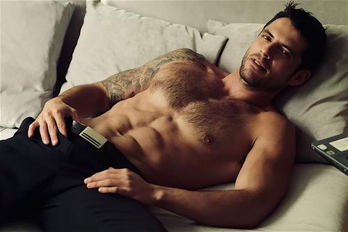 Sexy colombian men