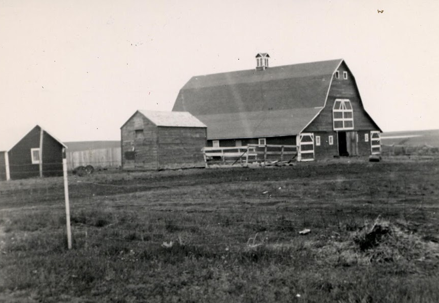 The Barn on the Hullinger Ranch