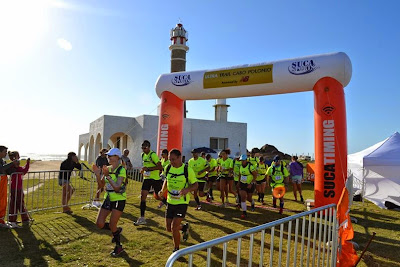 Ultra trail Cabo Polonio (15/mar/2015)