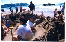 La mejor playa termal del Mundo