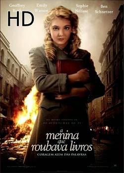 Filme A Menina que Roubava Livros