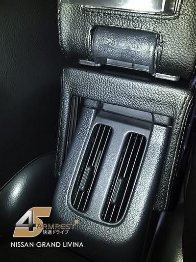 Armrest Handrest sandaran tangan Nissan Grand Livina