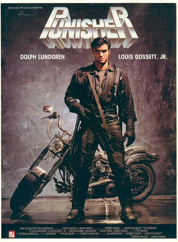 The Punisher Movie 1989 The Punisher