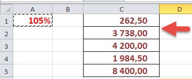 Résultat Multiplication