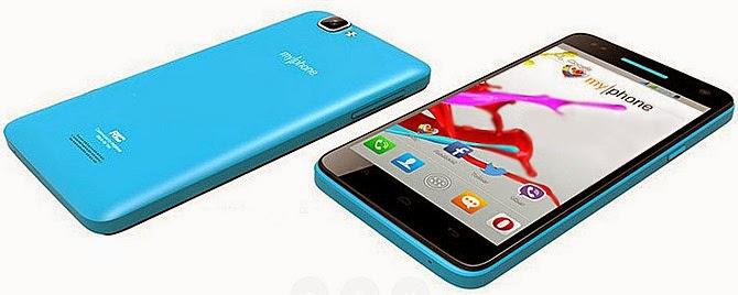 MyPhone Agua Rio, MyPhone, MyPhone Quad Core Android Smartphone, MyPhone Rio