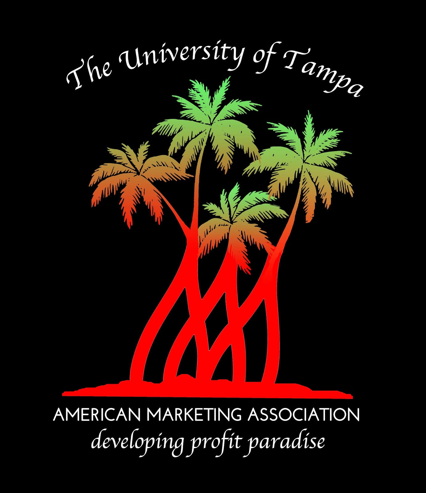Shirt design tampa - Original Shirt Design Logo For Asian Student Organization Aso The University Of Tampa 1st Place Winner