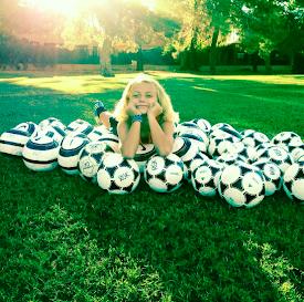 My Soccer Girl