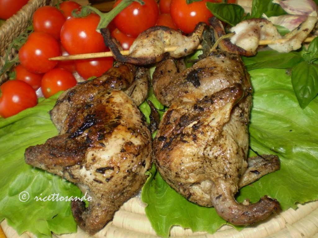 ricetta dietetica con cottura sana su pietra