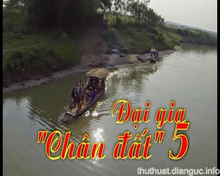 Đại gia chân đất 5 Full HD, Hài tết Quang Tèo