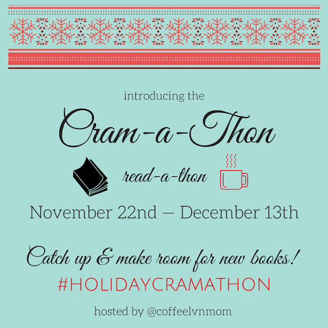 The #Holidaycramathon is here!