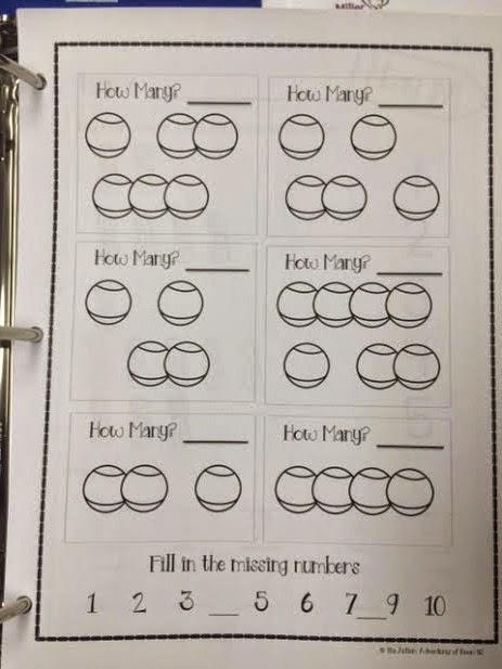 math worksheet : daily math practice level 2 counting quantities  the autism  : Daily Math Practice Worksheets