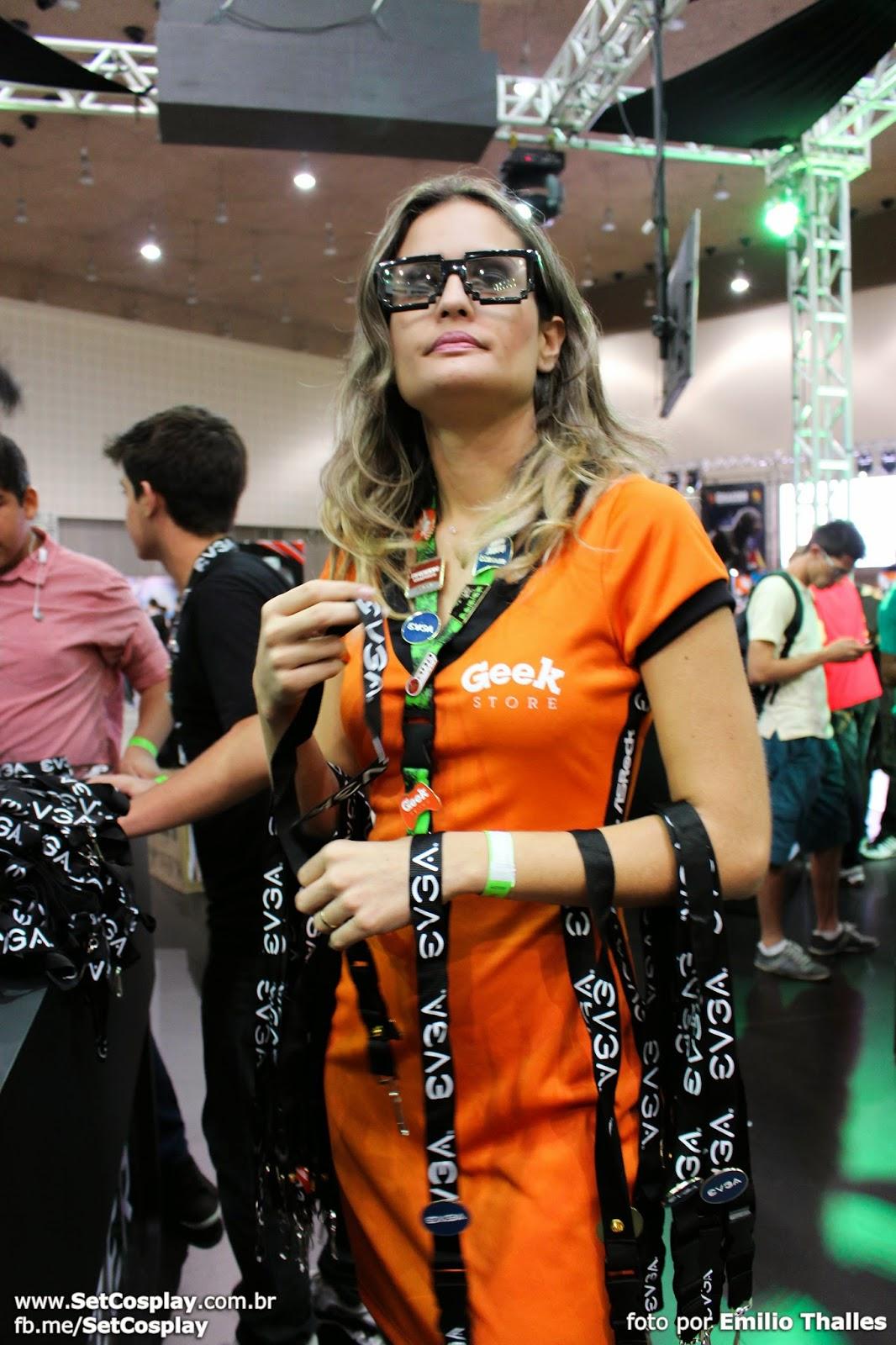 Geek Store - SANA 2014