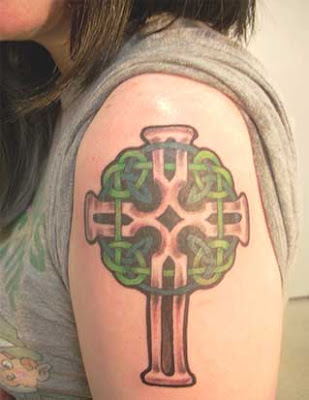 Celtic cross tattoos- history of Christianity