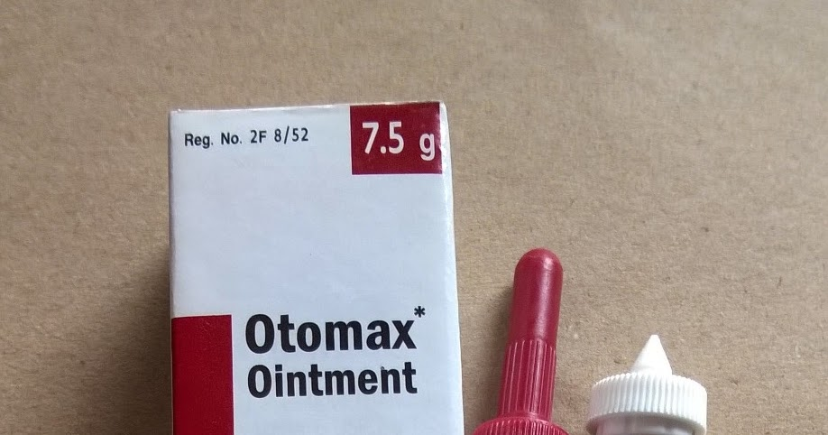 How To Use Otomax For Dogs Ears