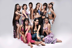 Ballet Reinas del Nilo