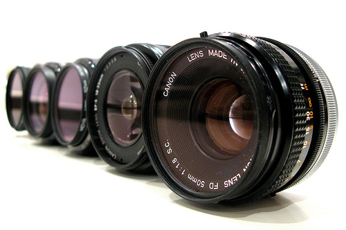 Cameras And Lenses: EPIC TROUP