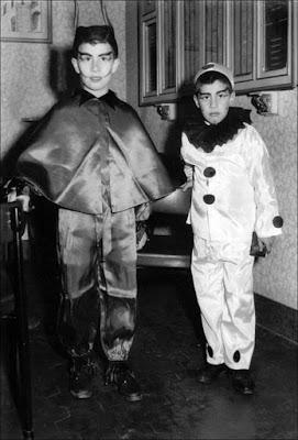 io ed Alfredo Carnevale 1966 Circolo Cittadino Ascoli Piceno.