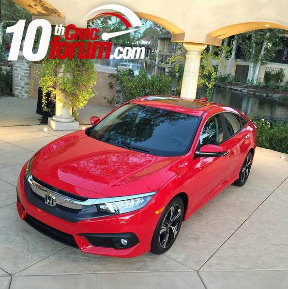2015 - [Honda] Civic USA / Asia - Page 3 2016-Honda-Civic-5