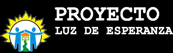 Proyecto Luz de Esperanza - El Alto, Bolivia
