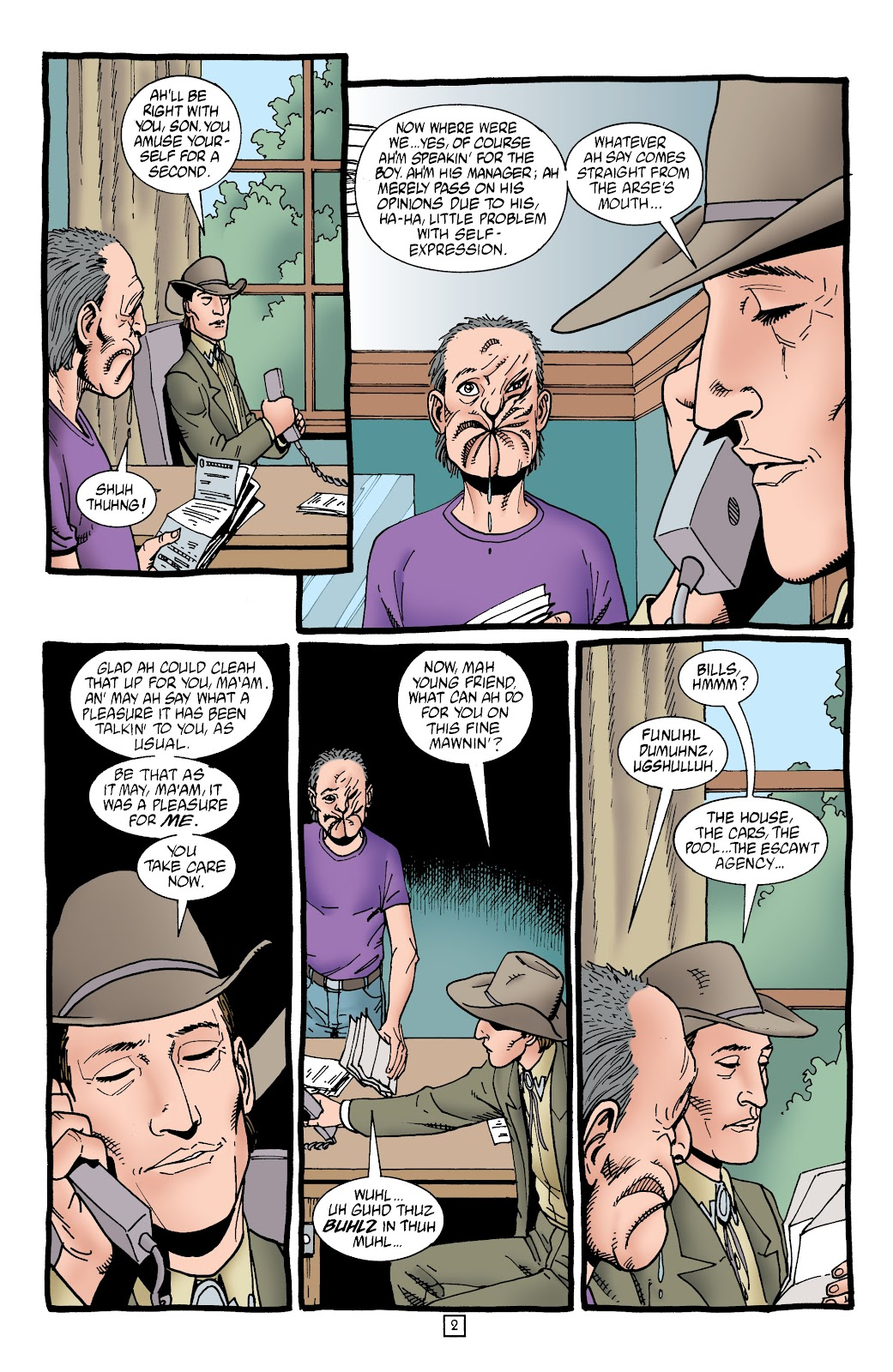 Preacher Issue #56 #65 - English 3