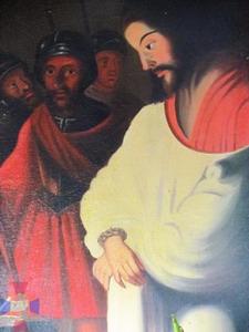 III Domingo de Pascua - Señor de la Sentencia - Templo La Merced