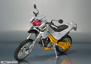 Bandai SH Figuarts Kamen Rider Wizard Machine Winger Cycle
