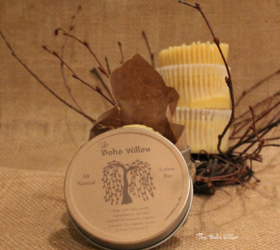 Boho Willow: Lotion Bars