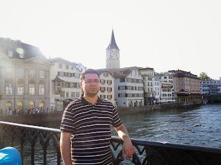 Ali Hameed - Zurich old town
