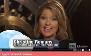 CNN Money: Christine Romans video