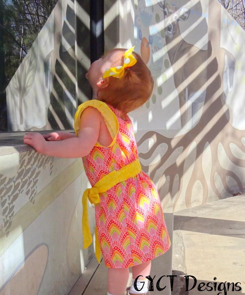 Seaside Summer Top & Dress by GYCT