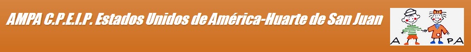 AMPA C.P.E.I.P. Estados Unidos de América-Huarte de San Juan