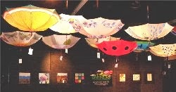 Leesburg Artist Way-Umbrellas