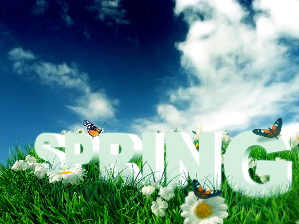 friends download spring wallpaper -#main