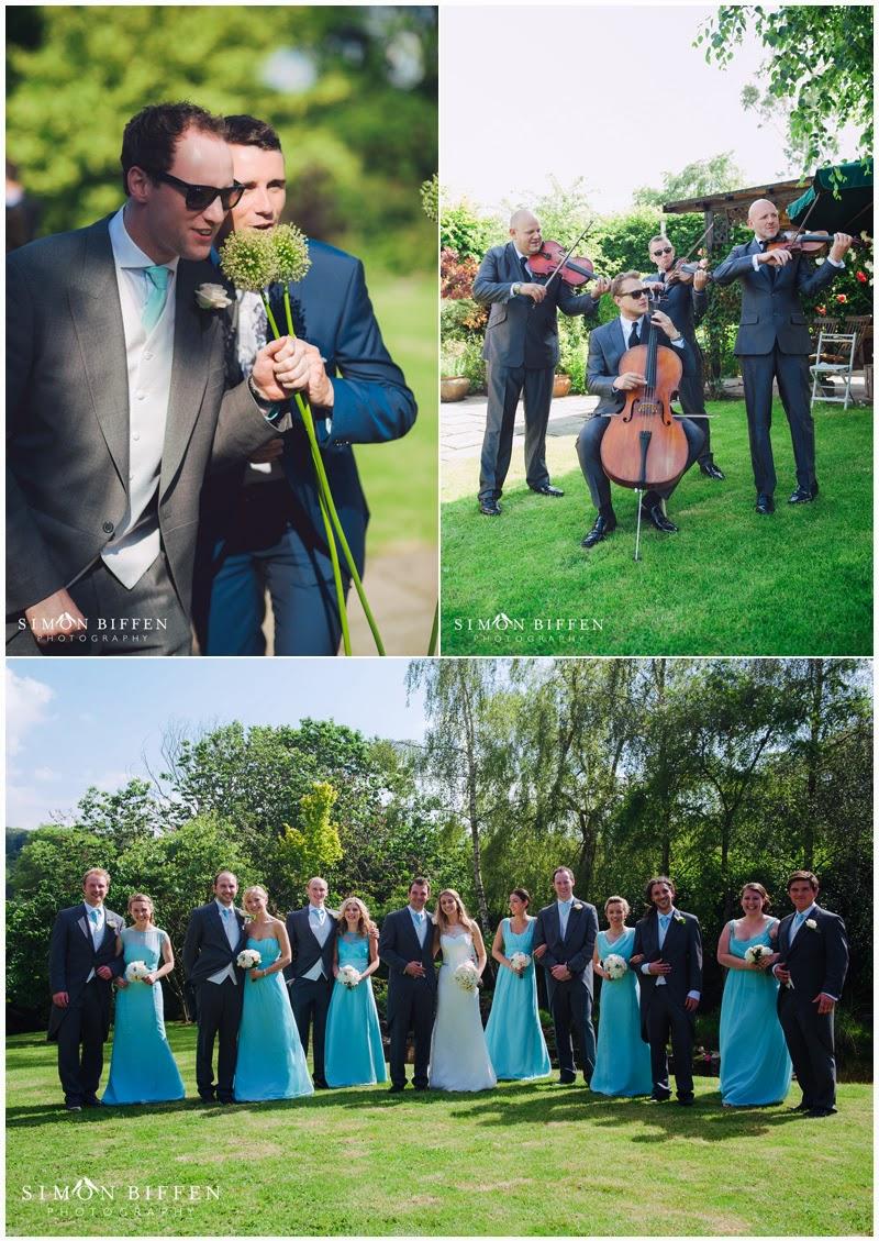 wedding reception Somerset