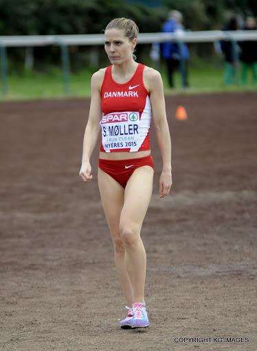 Sara Sig Møller - Eliteløber