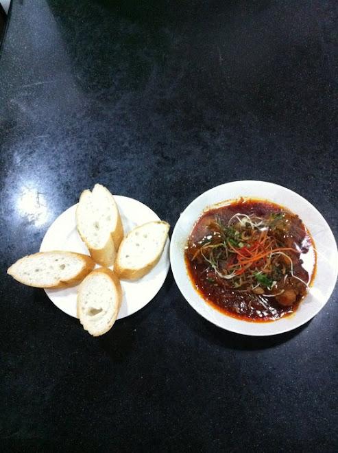 Bistik Tulang Kambing Merah(singapore style)